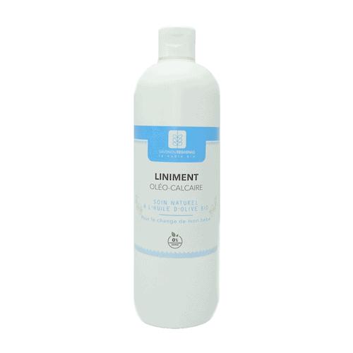 9f846c39f11 liniment-oleo-calcaire-bebe-naturel-huile-olive-chaux-. Savonnerie du  Regagnas
